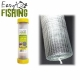 EASY FISHING PVA PUNČOCHA ELASTIC HARD 25mm   / 7m