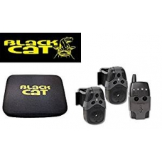 BLACK CAT Bite Alarm Set 2 2+1